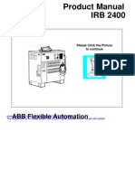 ABB-S4C-Product Manual IRB 2400 3HAC 5644-1 M98A