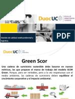 Clase 3 Green Scor