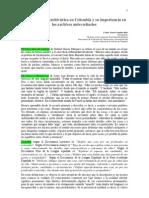 La Descripcion a en Colombia y Su Import an CIA ...Carlos_alvaro_gamboa_ruiz