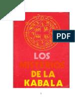 Gewurz, Elias - Los Misterios de la Cabala.doc