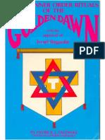 Patrick Zalewski-The Secret Inner Order Rituals of the Golden Dawn (1988).pdf