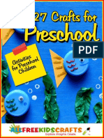 27 Crafts for Preschool Activities for Preschool Children.pdf