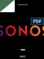 Accesorio Sonos Boost