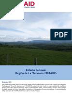 Estudio de Caso La Macarena (Colombia)