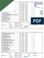 Project Schedule Unit 1