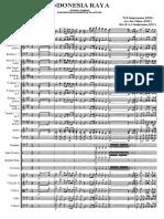 Indonesia Raya Versi Orchestra Symphoni Full