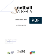 Netball Alberta - Teacher Resource Session Plans_2015
