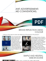 Deodorant Advertisement Powerpoint