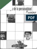 Psicologia de La Personalidad - Bernardo Moreno