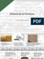 historiadelaescritura-140910125321-phpapp02