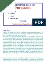 Tu hoc lap trinh PHP voi MySQLphp01