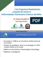 02. Cronología de Los Programas Respiratorios