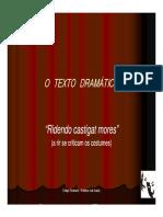 8 Lp o Texto Dramatico