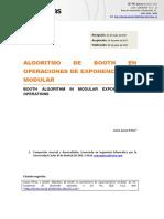 Algoritmo de Bootn