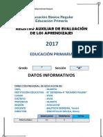 registro auxiliar 2018