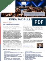 Tax Newsletter OCTOBER 2017