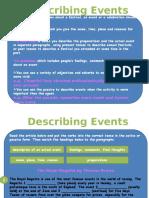 Describing Events