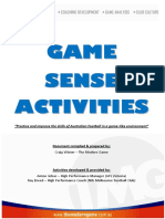 TMG Game Sense Session