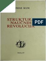 Struktura Naucnih Revolucija - Thomas S. Kuhn