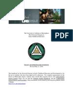 ECE PHD Policy Handbook