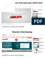 Tutorial SIRUP dan e-Purchasing.pptx