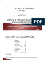 Simulacion Sistemas Semestre 8 - Sesion 3