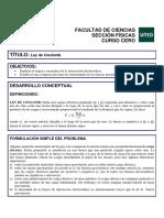 Ficha17 Ley de Coulomb