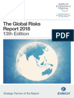 The Global Risks Report 2018