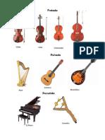 Instrumentos Musicales De Cuerda.docx
