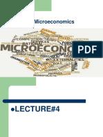 Microeconomics Lecture.4
