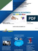 Convergencia Economica Venezuela Powerpoint