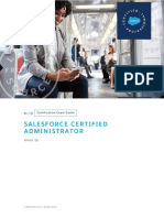 Sg Certified Administrator