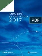 Anuario Estadístico 2017 Eana