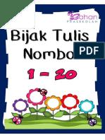 Buku Nombor 1-12