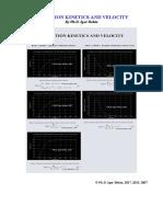 FLOTATION KINETICS AND VELOCITY By Ph.D. Igor Bobin, Ph.D. Natalia Petrovskaya