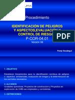 Curso Iperc P-cor-04.01 v 06