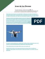 Características de Los Drones
