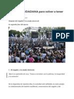 Unidad Ciudadana - Cfkargentina.com
