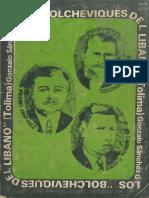 Sanchez Gonzalo Los Bolcheviques Del Libano