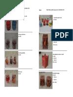 Catalogo Velas Completo