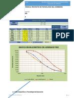 Ensayo de Probetas de Hormigón Método de Dosificación CBH y ACI