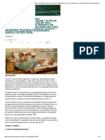 Artigo - Sonho e Sonhos Bases Neurobiologicas Atividade Cerebral e Teorias Interpretativas de Seu Conteudo Por Elimar Mayara de Almeida Menegotto