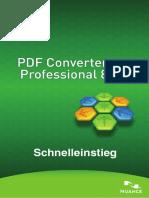 Pdf converter profesional 8 manual Schnelleinstieg german