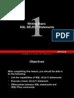 SQL Les01