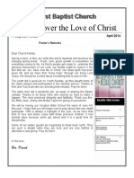 Discover the Love of Christapr18.Publication1