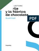 Guia de Lectura Charlie y La Fabrica de Chocolate