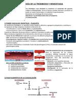 10-Trombosis y Hemostasia