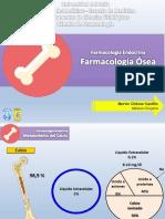 05. Farmacología de La Mineralización y Recambio Óseo