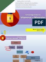 06. Farmacología de las Vitaminas y Minerales