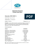 USP Glycerin 99 5%25 PDS